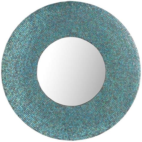 pier 1 mosaic floor l pier 1 azure mosaic mirror for the home