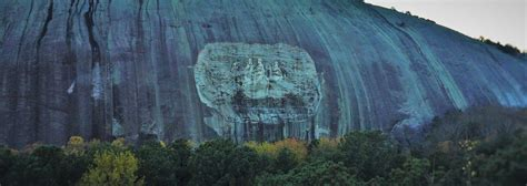 Um, What's up with Stone Mountain? - 2 Travel Dads