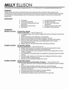 Resume for first time job job resume example for First time employment resume