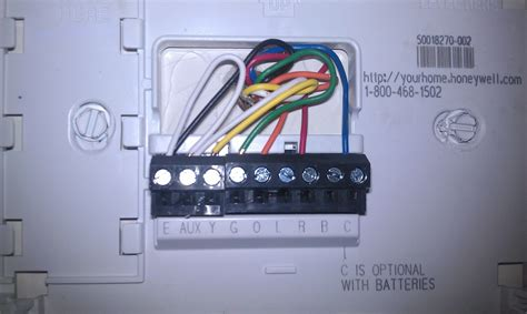 Which Wires Unplug Thermostat Disable Electric