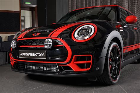 MINI Clubman JCW in Midnight Black