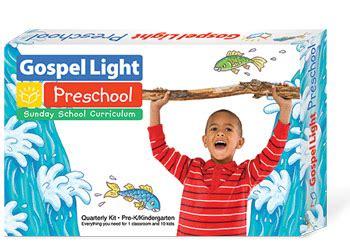prek kindergarten ages 4 5 sunday school gospel light 636 | artboard pre k kit