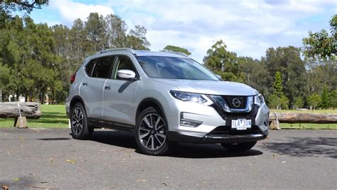 nissan  trail  review tl diesel carsguide