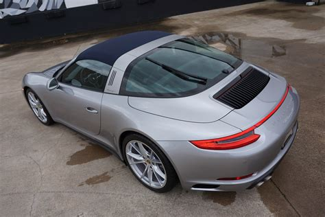 Pricing and which one to buy. Used 2019 Porsche 911 Targa 4S For Sale ($132,900) | Tactical Fleet Stock #TF1545