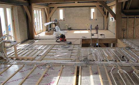 Underfloor Heating and Floors   Homebuilding & Renovating
