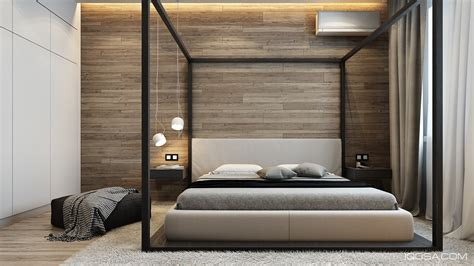 acent wall design a chic modern space around a brick accent wall