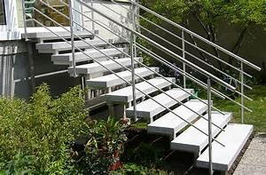 Treppen Im Außenbereich Vorschriften : freitragende treppen ~ Eleganceandgraceweddings.com Haus und Dekorationen