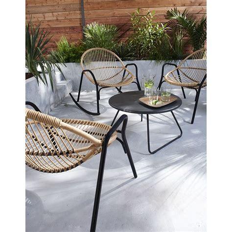 fauteuil de bureau castorama les 25 meilleures idées concernant chaises de jardin en