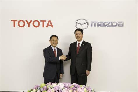 Konkurenti surađuju - Toyota i Mazda / Autobiz / Novosti ...