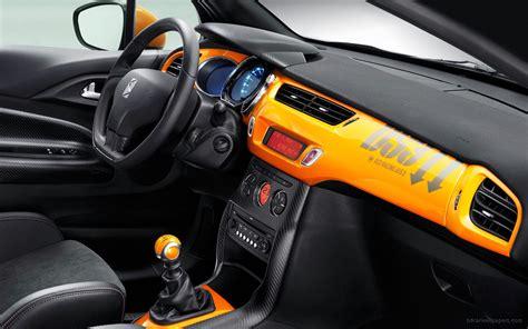 Citroen Ds3 Racing Interior Wallpaper Hd Car Wallpapers