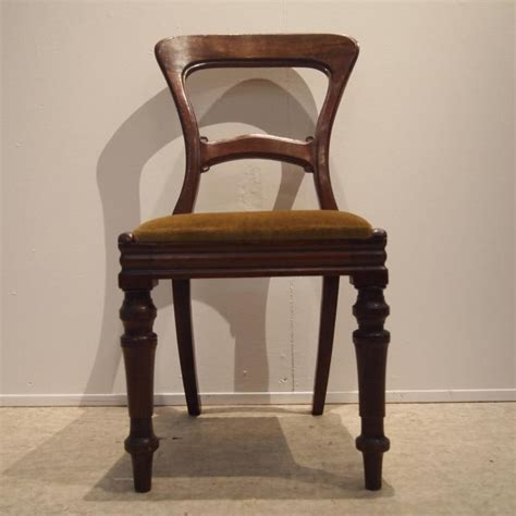 chaise anglaise vers 1900