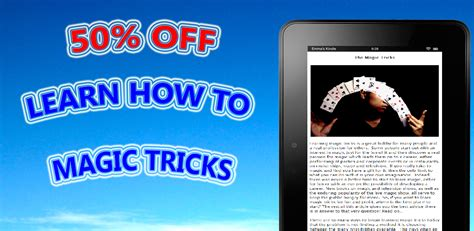 learn magic tricks learn magic tricks now amazon com au appstore for android
