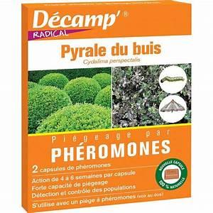 Piège À Phéromone Pyrale Du Buis : ph romone contre la pyrale du buis 2 capsules ~ Farleysfitness.com Idées de Décoration