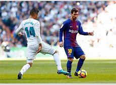 Barcelona vs Real Madrid clásico español ya tiene fecha y