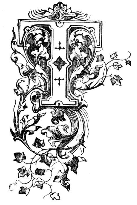 exquisite celtic knotwork illuminated letter    late  century