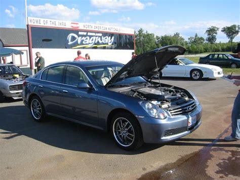 2005 Infiniti G35 Horsepower by 2005 Infiniti G35 Awd Hks Supercharger 1 4 Mile Drag