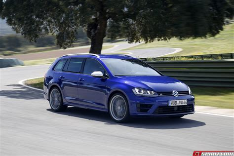 Volkswagon Golf Reviews by 2016 Volkswagen Golf R Variant Review Gtspirit