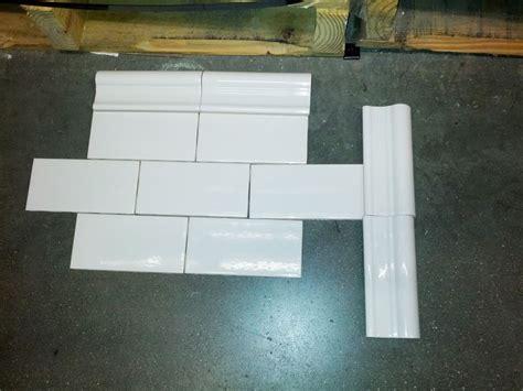 Subway Tile With Chair Rail  Home Decor Pinterest