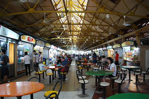 cuisine centre bedok hawker center will come with wifi and