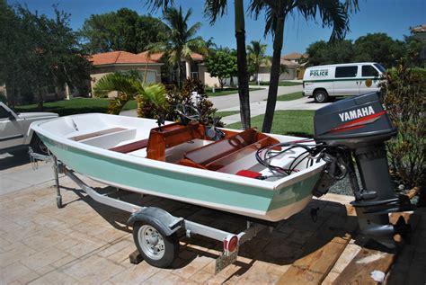 Boston Whaler Jon Boats by Sold 1967 Boston Whaler 13 Restored 7 500 00 Obo