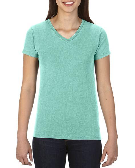 comfort colors v neck comfort colors drop ship c3099 4 8 oz garment