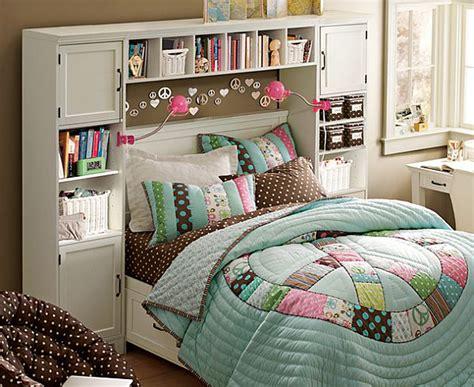 Creative Teenage Girl Bedroom Ideas