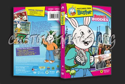 Buster's Buddies Dvd Cover