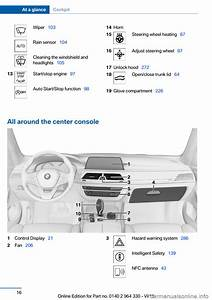 Bmw 7 Series 2016 G12 User Guide  314 Pages