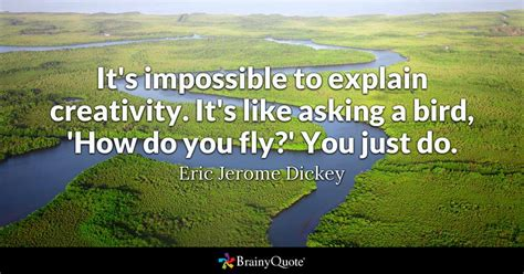 Eric Jerome Dickey - It's impossible to explain...