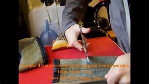 Faire Ourlet Jean : ourlet pantalon comment faire un ourlet de jean pantalon how to hem jeans tuto dalcouture ~ Melissatoandfro.com Idées de Décoration