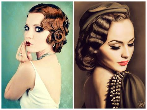 How To Make 1920 Hairstyles by Costume Hairstyle Ideas Hair World Magazine