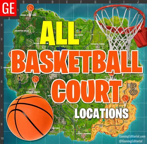 fortnite week  season  challenges  basketball