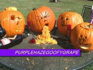 Puking Pumpkin Carving by Pumpkin Puking Picture Youtube
