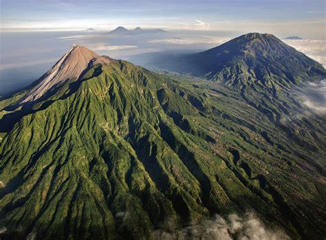 mount merapi great mountain