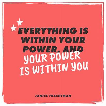 Monday Mindset Quote Quotes Power Students Differents