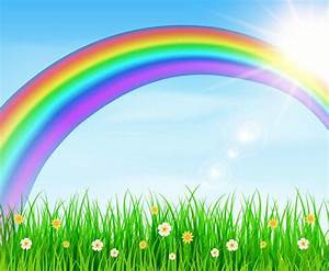 rainbow background images wallpaper cave