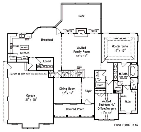 frank betz basement floor plans glenview home plans and house plans by frank betz