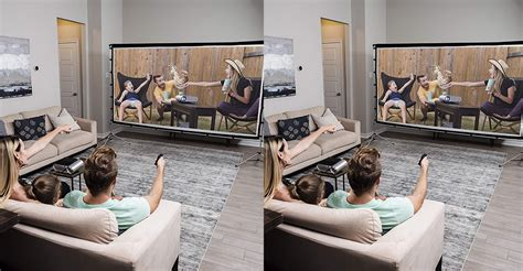Top 10 Best Home Theater Projector Screens Reviews