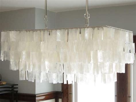 west elm capiz chandelier best 20 capiz shell chandelier ideas on