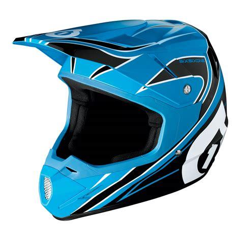 sixsixone motocross helmet sixsixone 2014 comp blue black motocross helmet 661 off