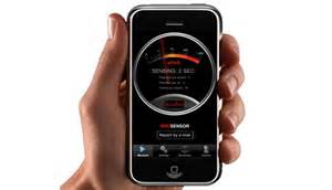 Cell Phone Radiation Detector App