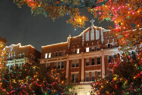 lighting san antonio tx winter blows in just in time for holiday events texas
