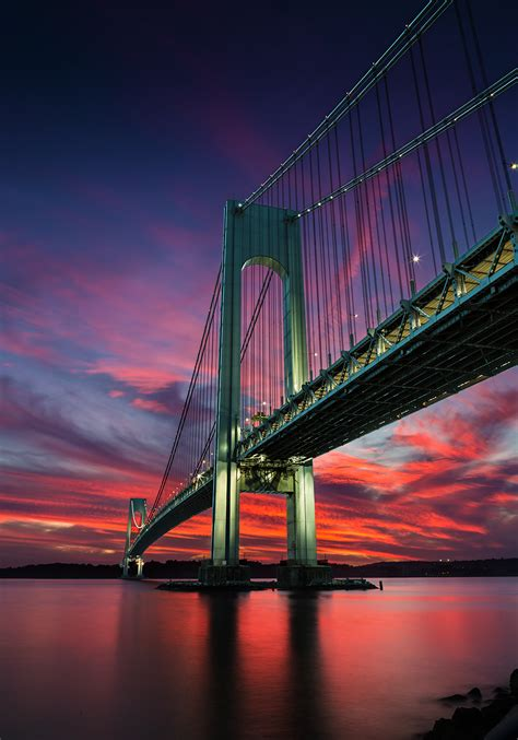 Light House Hockey by Verrazano Sunset 187 Edward Reese Photography