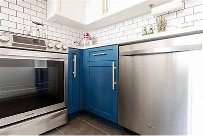 Kitchen Bathroom Custom Glam Pineapple Cabinetry Renovation