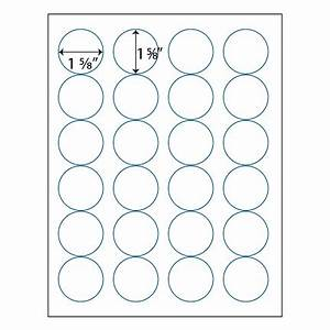 1 5 8quot avery round labels 24 up averyr 5293 compatible With avery 5293 template