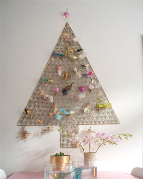 21 ideas for making alternative christmas trees to recycle