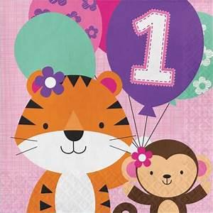 Servietten 1 Geburtstag : servietten mein 1 geburtstag m dchen deko kindergeburtstag happy kindergeburtstag ~ Udekor.club Haus und Dekorationen