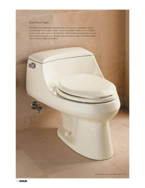 Kohler Bathroom Commodes by Kohler Sanitary