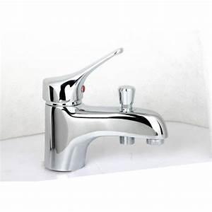 Mitigeur Thermostatique Monotrou Pour Baignoire : essebagno mitigeur bain douche monotrou nova achat ~ Edinachiropracticcenter.com Idées de Décoration