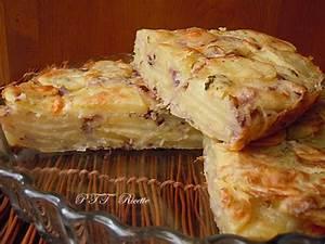 Torta Salata Di Patate E Cipolle